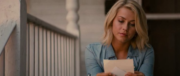 safe haven book letter On the set: in 'safe haven,' romance isn't a four-letter word nicholas sparks' books and their movie adaptations share three common elements: love, a small town and north carolina 'safe haven' adds a thriller aspect.